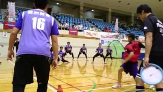 2015 第五屆 日本北關東廣域躲避盤大賽 臺灣屏東鹽洲教會冠軍總決賽