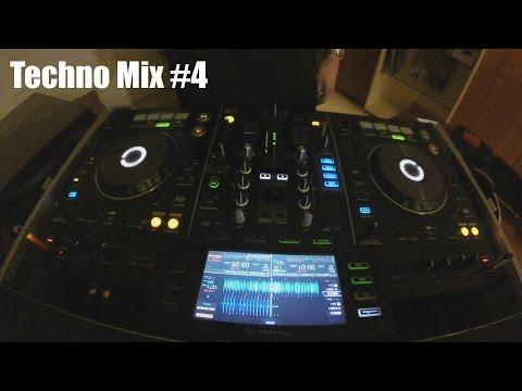 Techno Mix #4 february 4th 2016 - By Dj Ricky Devero