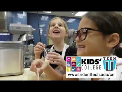 Trident Technical College Summer Camps - 15 Seconds