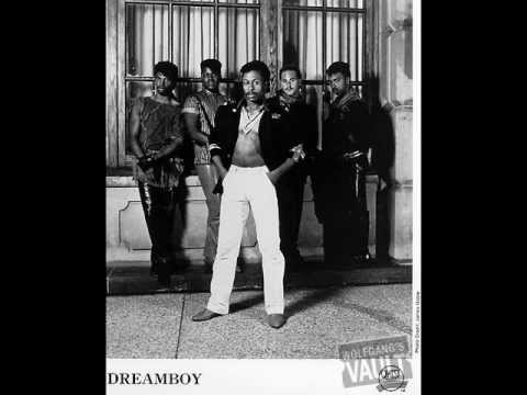 Dreamboy - Don't Go (Lyrics)