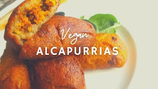 Vegan Puerto Rican Alcapurrias | Gluten-free | Korenn Rachelle