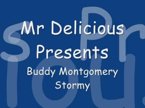 Buddy Montgomery Stormy