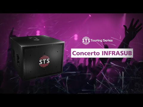 STS Touring Series: Concerto INFRASUB