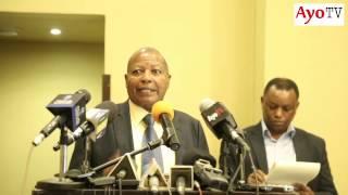 Full video ya Dr Slaa kuhusu Lowassa