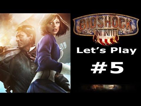 "Let's Play: Bioshock Infinite (1999 Mode/Blind) - Part 5: ""Murder Of Crows"""