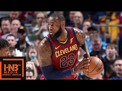 Cleveland Cavaliers vs Brooklyn Nets Full Game Highlights / Feb 27 / 2017-18 NBA Season