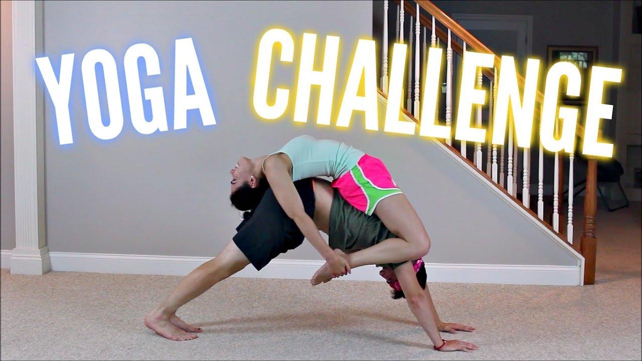 Couples Yoga Challenge Youtube