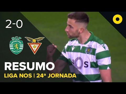 Sporting 2-0 Desp. Aves - Resumo | SPORT TV