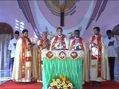 Syro Malabar Holy Mass in Malayalam
