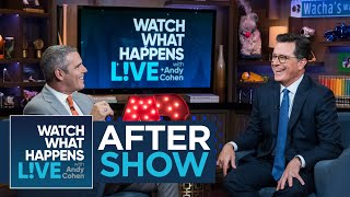 After Show: Stephen Colbert On His Best Improv | WWHL