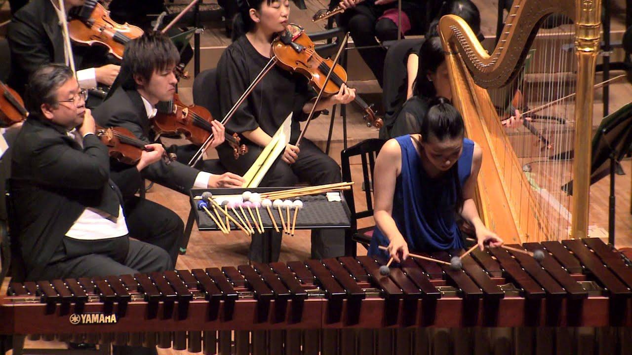 Ben-Ari/Ideta - Marimba Concerto - Finale