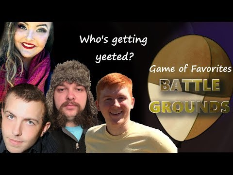 Who's getting yeeted? (Battlegrounds: Round 1 Game 2)