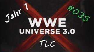 Let's Play WWE '13 Universe Mode [HD] - #035 - TLC