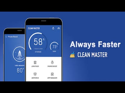 Safety Phone Cleaner With Phone Boost,Phone Cooler,Junk Cleaner,Battery Saver 2020