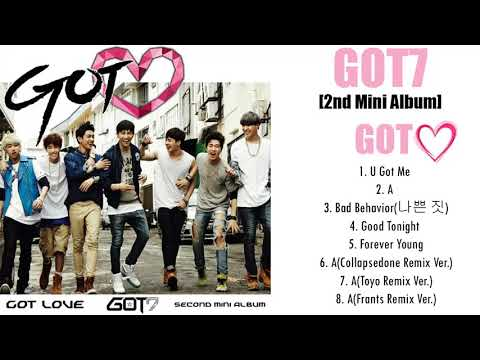GOT7 – GOT♡ [2nd Mini Album] (MP3 - iTunes + DOWNLOAD)