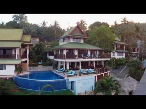 SandalWood Luxury Villas   Koh Samui, Thailand_Aerial Photography