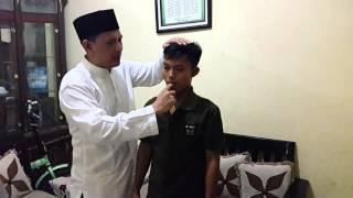 Mukjizat Al-Quran Pria 30 thn.Tuli sejak lahir bisa mendengar dlm hitungan menit