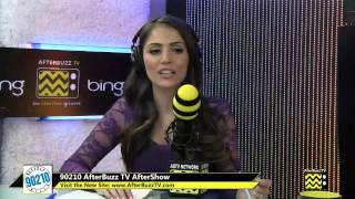 "90210 After Show  Season 5 Episode 18 ""A Portrait of the Artist as a Young Call Girl"" 