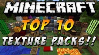 Minecraft Top 10 -