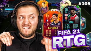 THE RAT KING IS BACK!! BEST FINISHER IN THE GAME?? FIFA 21 ULTIMATE TEAM