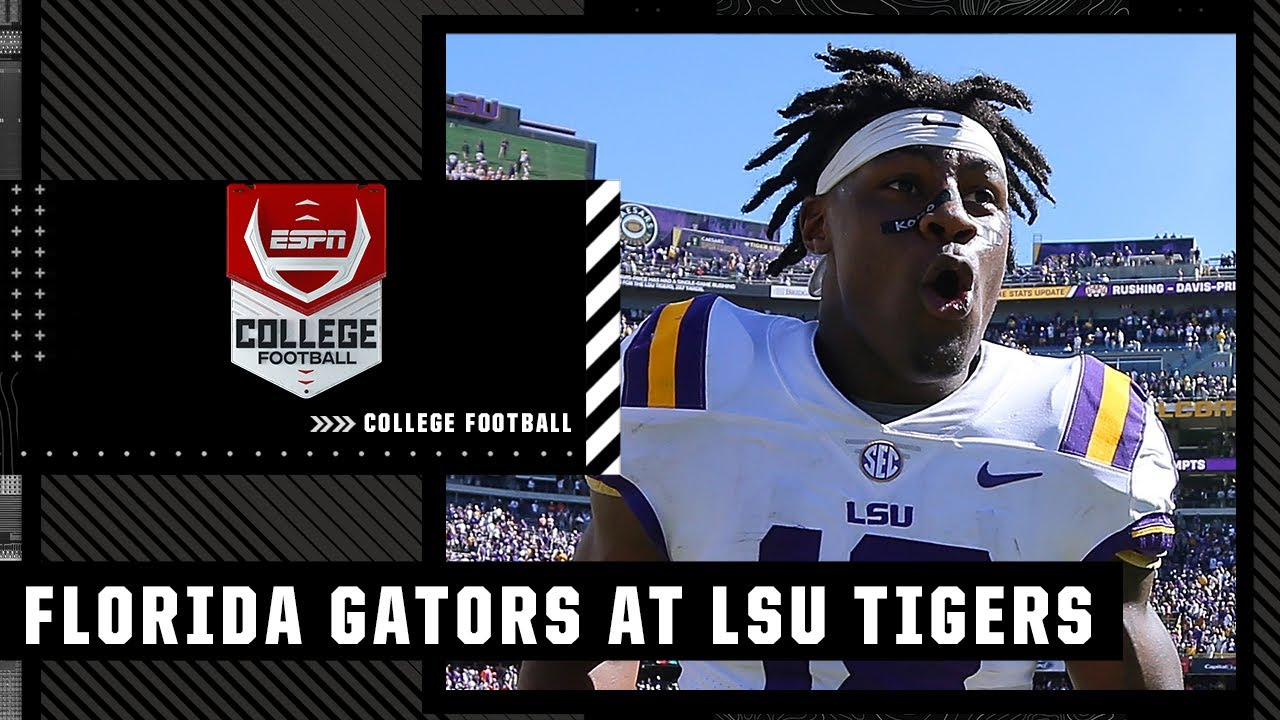 Download Florida Gators at LSU Tigers | Full Game Highlights