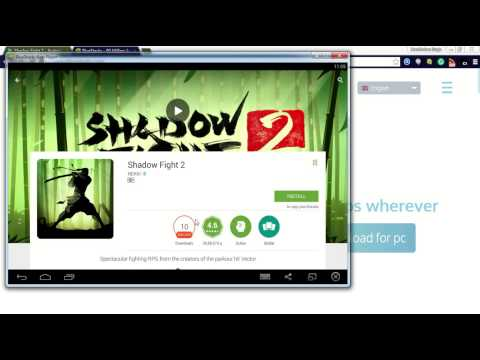 Download, Install And Play Shadow Fight 2 For PC