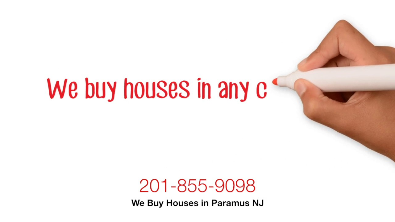 Sell My House Fast Paramus