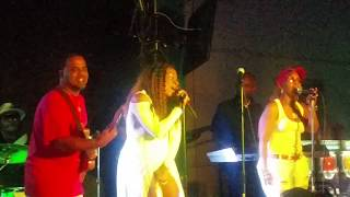 Nookie Thang-Asia Brown with Tyree Neal & Charlene Neal (LIVE in Baton Rouge)