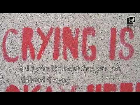 The Sound of Crying with lyrics