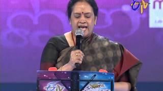 Swarabhishekam - S.P.Sailaja Performance - Jolajo Lammajola Song - 29th June 2014
