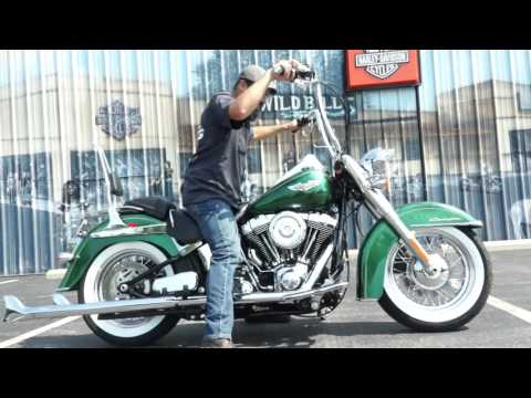 Pre-Owned Harley-Davidson Softail Deluxe, Fishtail Exhaust! BIKE OF THE WEEK!!!