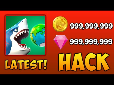 Hungry Shark World Apk Mod New Update 2 8 0 Download Hungry