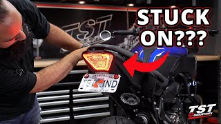 Tech Tip Ep. 10 - My brake light is always on?! (How to Fix it)