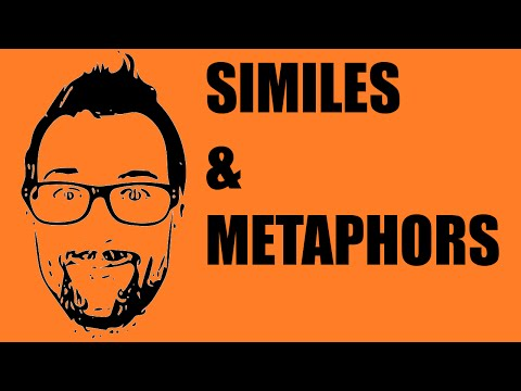 Similes and Metaphors - How to write better poetry