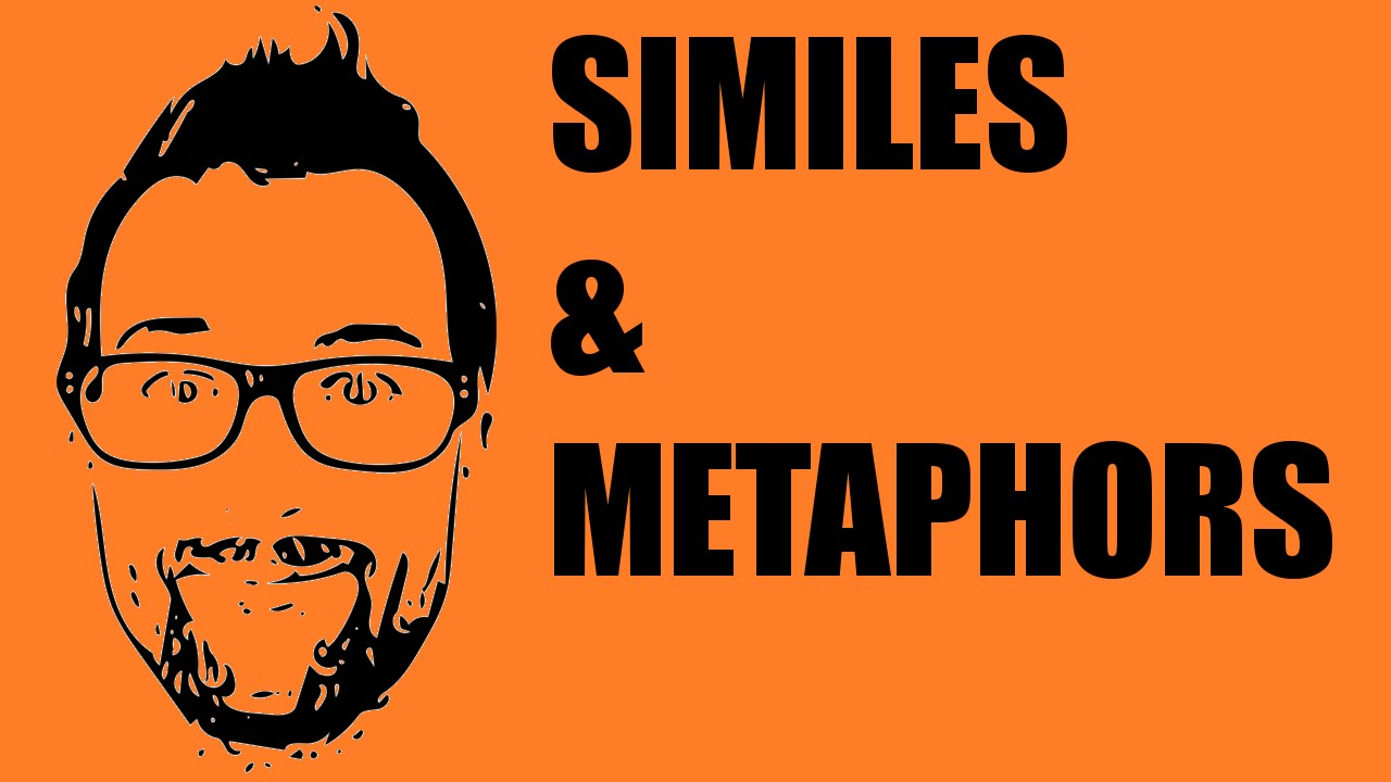 Similes And Metaphors How To Write Better Poetry Youtube
