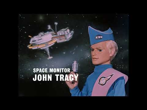 """""""Thunderbirds"""": HD Restored Title Sequence"""