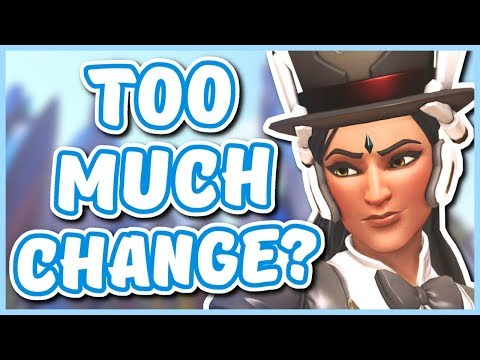 Overwatch - TOO MANY CHANGES RUINING OVERWATCH? thumbnail