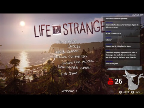 Life is Strange the Final Stream thumbnail