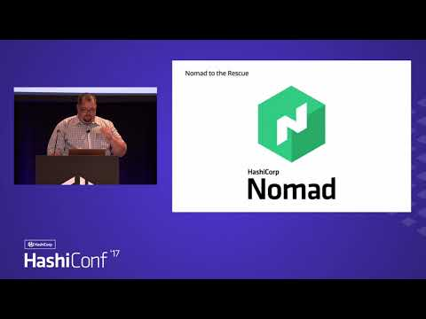 Backend Batch Processing with Nomad