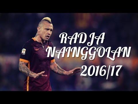 Radja Nainggolan  ► The Ninja - Best Goals & Skills | AS Roma 2016/17 ᴴᴰ