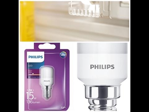 Kühlschrank Lampe 15w : Philips led lampe ersetzt 15w eek a e14 warmweiß 2700 kelvin