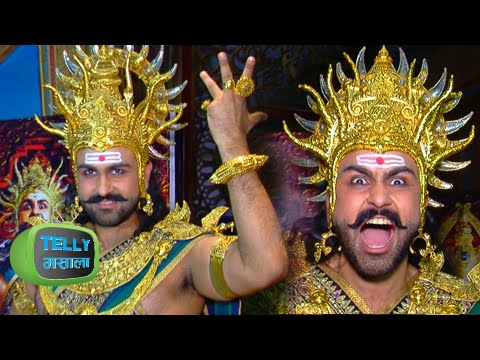 Aarya Babbar as Ravan in Mahabali Hanumaan | Interview | Sony Tv