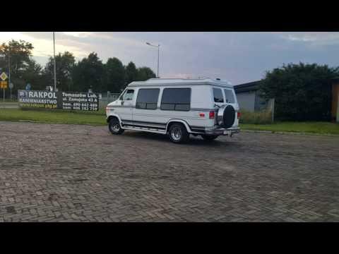 Chevrolet Chevy Van G20 5.7 V8 Sound