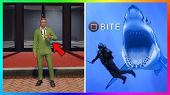 GTA 5 Online The Diamond Casino & Resort DLC Update - HOW TO TRANSFORM INTO ANIMALS, BIGFOOT & MORE!