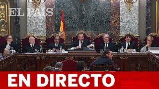 DIRECTO JUICIO DEL PROCÉS | Continúa la declaración de votantes del 1-O