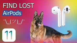 How to Find Your Lost AirPods