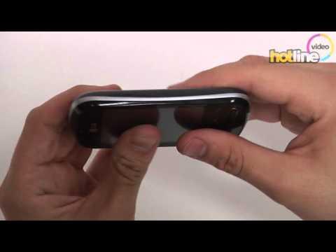 Обзор LG P350 Optimus Me