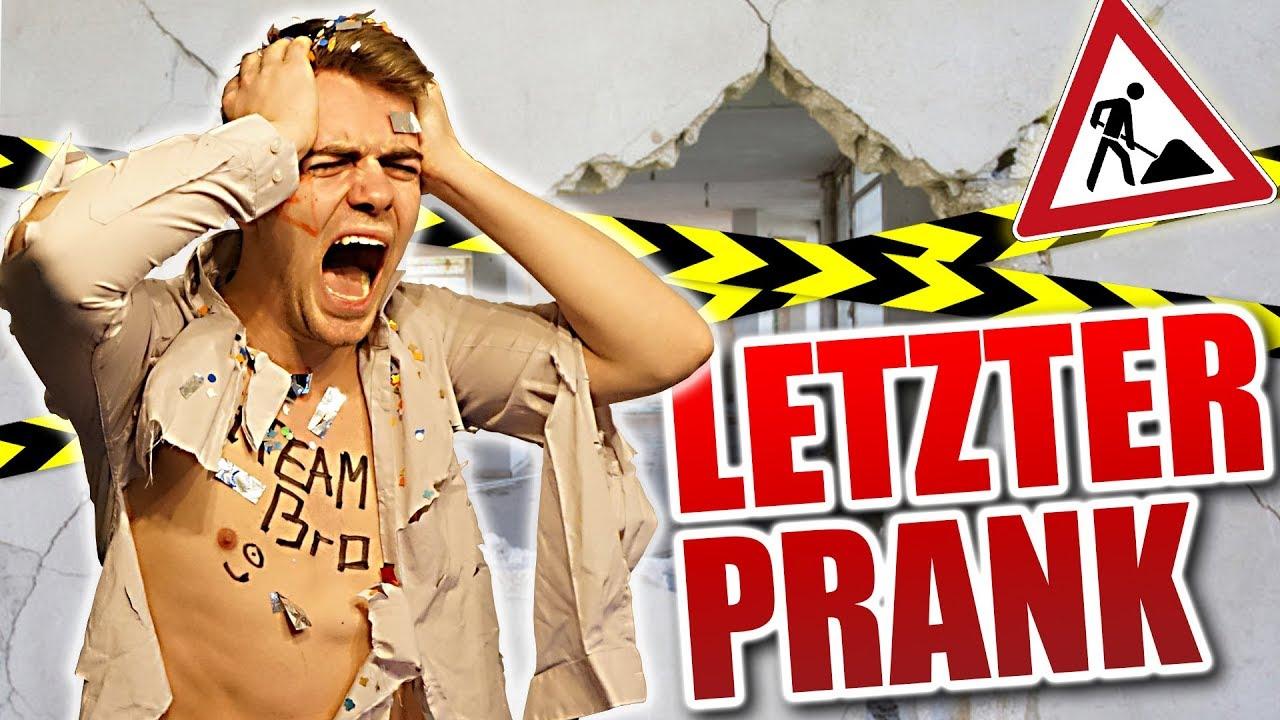 Der ABRISSPARTY PRANK!????(letzter Prank..)