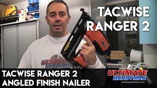 Tacwise Ranger 2 angled finish nailer