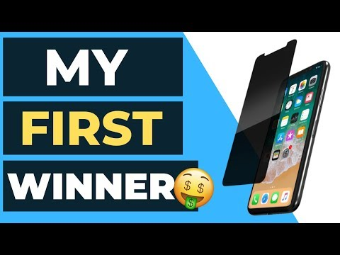 REVEALING My First $25,000+ Winning  Product On My Dropshipping Store thumbnail